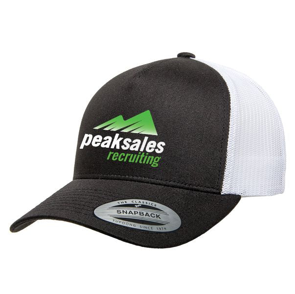 "Peak Sales ""Retro"" Snap Back Hat"
