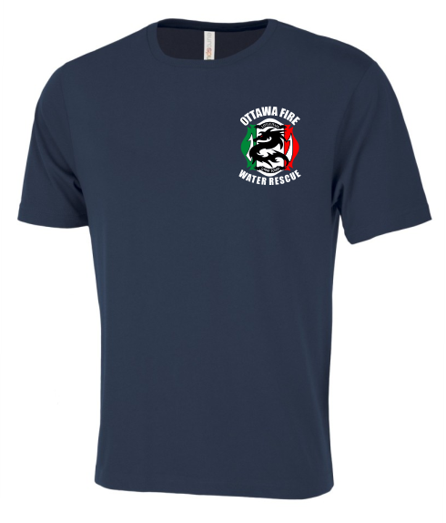 Little Italy Fire Cotton Tshirt