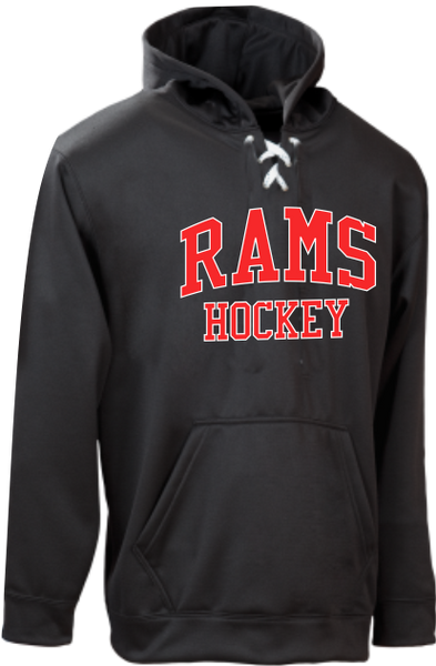 RAMS Competitive Hockey Lace Hoodie