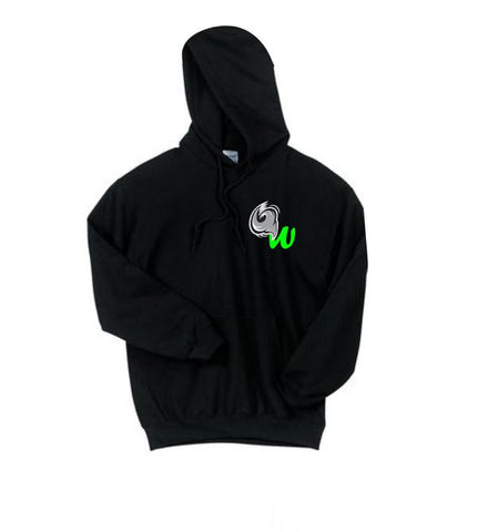 WPS Hoodie Embroidered Chest