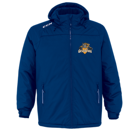 Crusaders CCM Winter Jacket