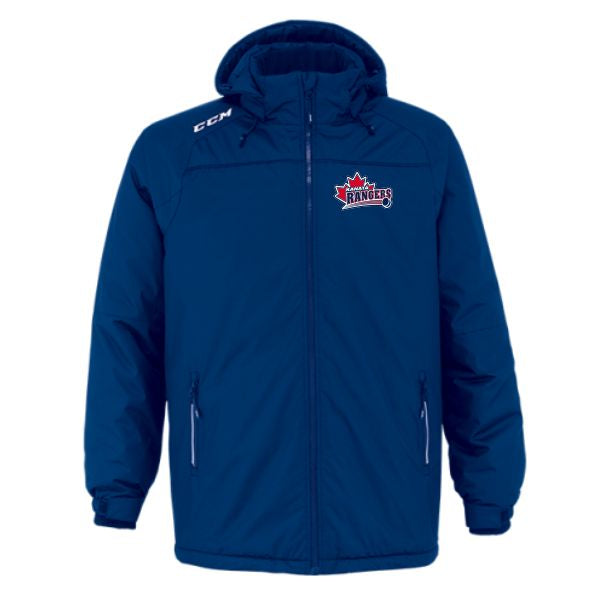 Rangers CCM Winter Jacket