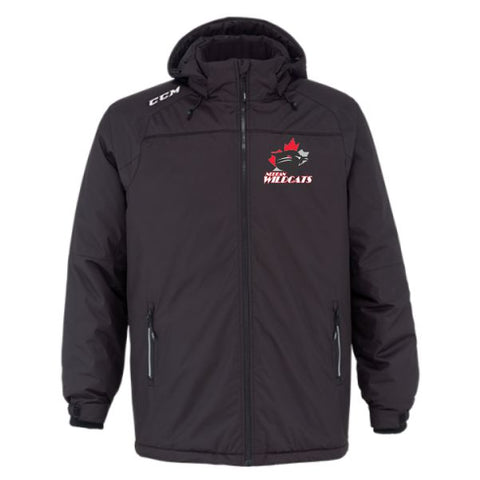 Wildcats CCM Winter Jacket