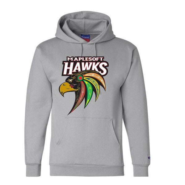 Hawks Champion Hooded Sweater