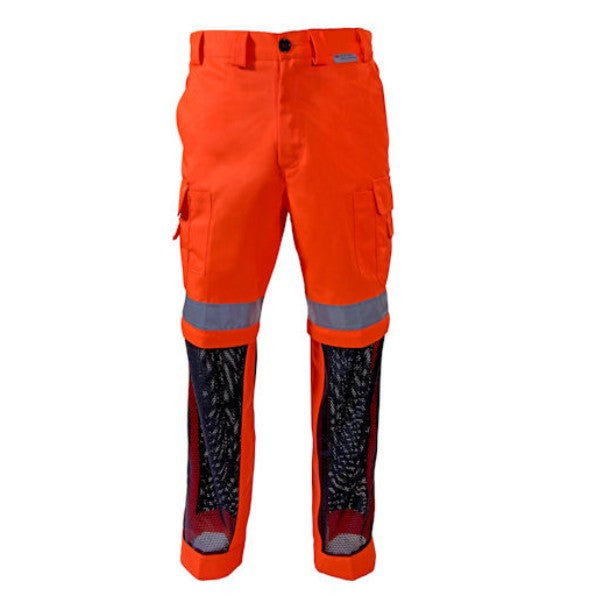 Hi-Vis Ventilated Pant Orange