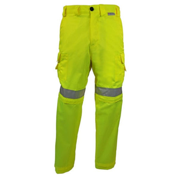 Hi-Vis Ventilated Pant Yellow
