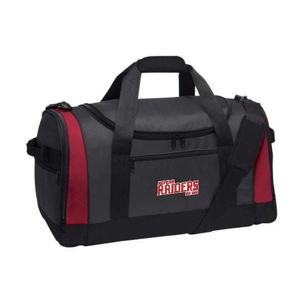 Raiders Crested Sports Bag