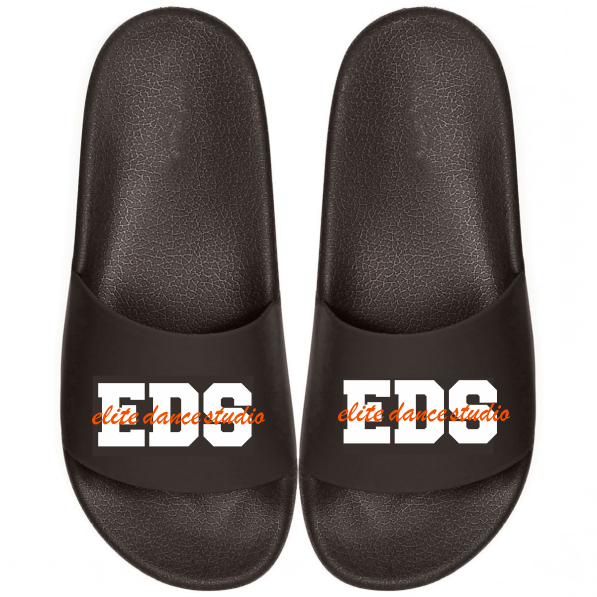 Elite Dance Studio Flip Flops