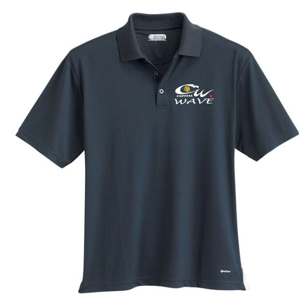 Capital Wave Golf Shirt