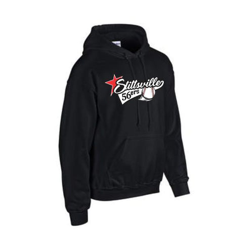 Stittsville 56ers Hoodie with large logo