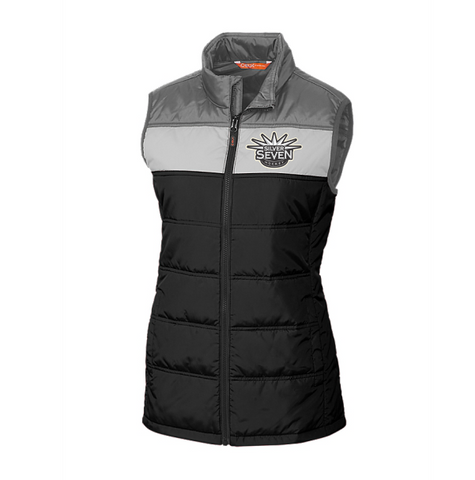 S7 Ladies Insulated Packable Vest