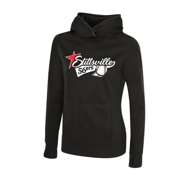 Stittsville 56ers Ladies Lightweight Performance Hoodie