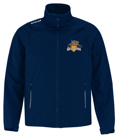 Crusaders CCM Track Jacket