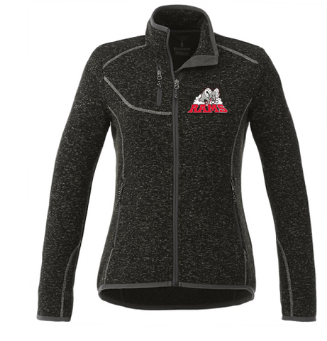 Rams Hockey Parent Tremblant Knit Zip-up