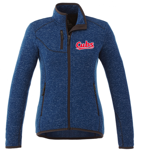 Cubs Parent Tremblant Knit Zip-up