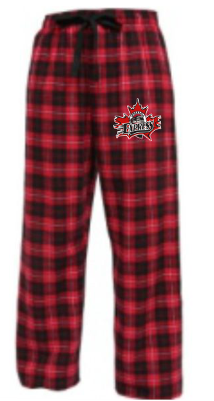 Ingersoll Express Flannel Pajamas
