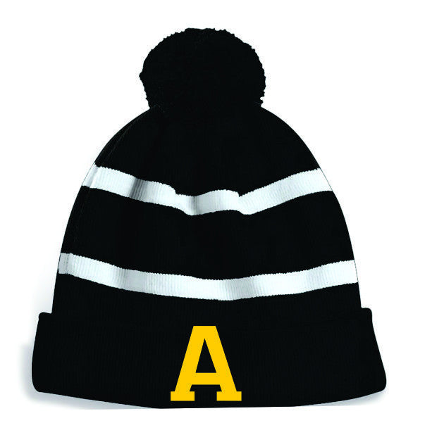 AEROS Lined Winter Tuque Crested