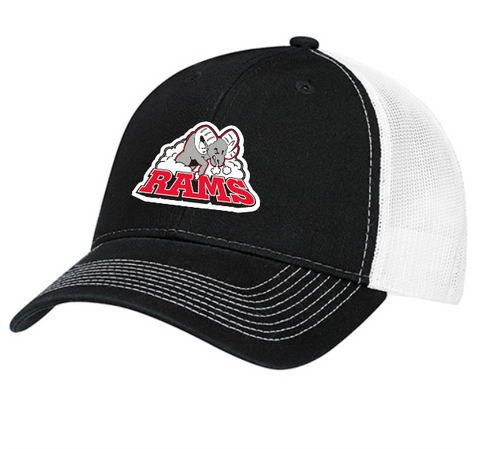 RAMS Competitive Adjustable Hat