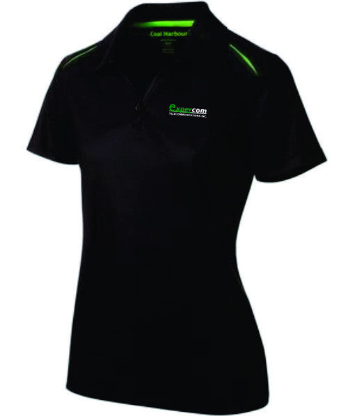 Expercom Ladies Golf Shirt