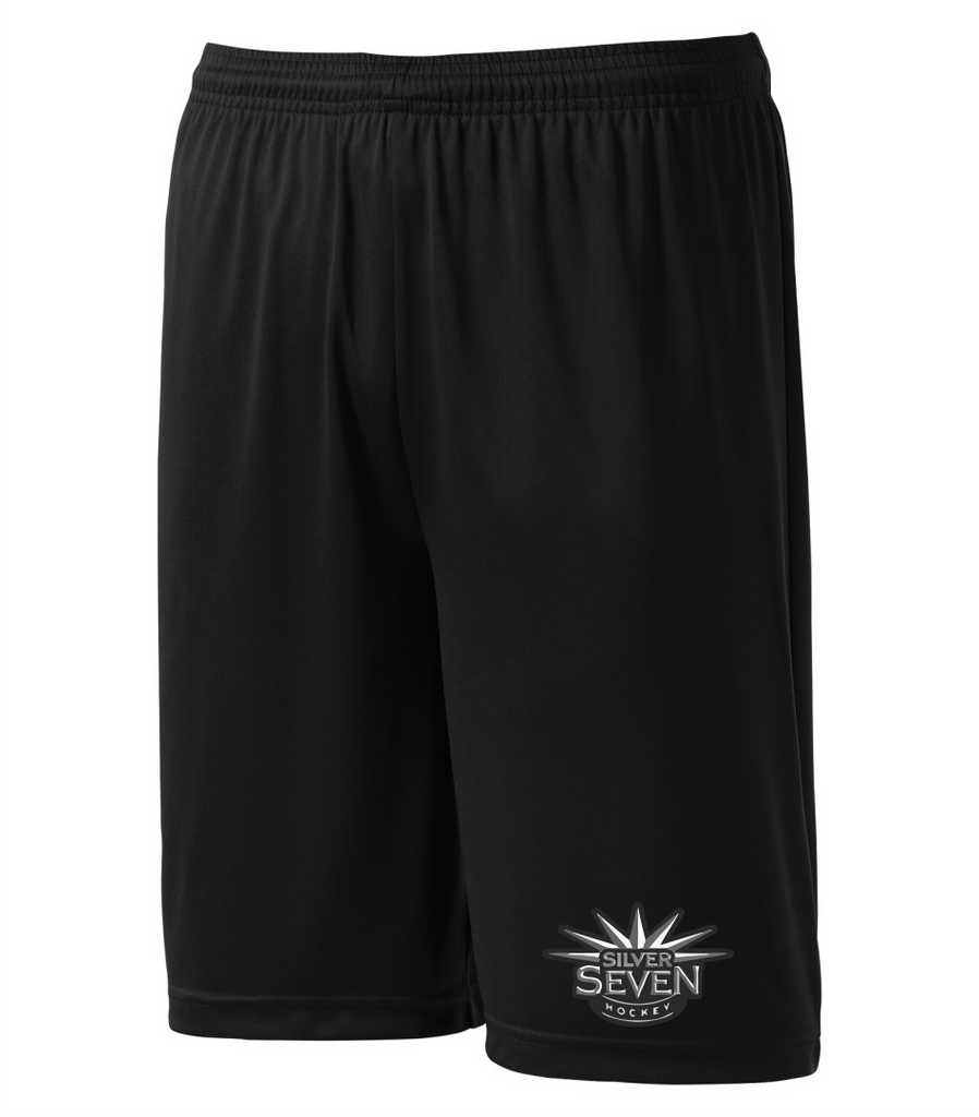 S7 Crested Training Shorts
