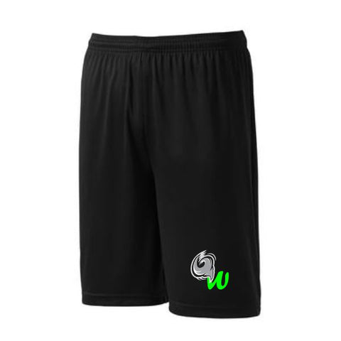 WPS Crested Training Shorts