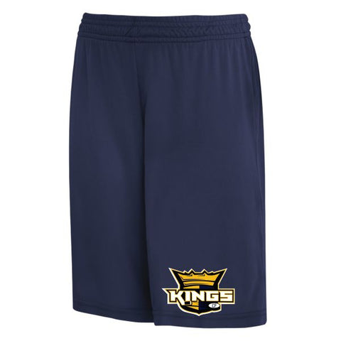 KINGS Crested Training Shorts
