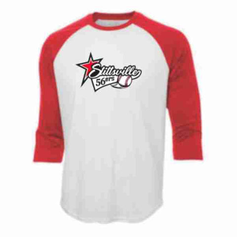 Stittsville 56ers 3/4 Length Ball Shirt