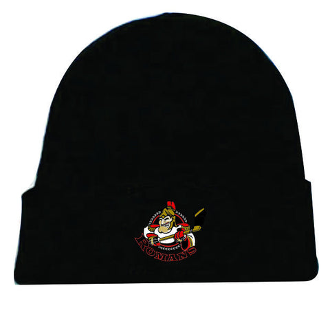 ROMANS Toque Embroidered