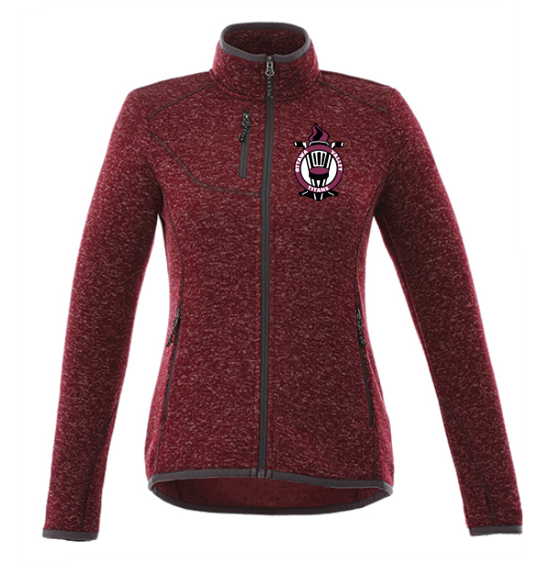 Titans Hockey Parent Tremblant Knit Zip-up