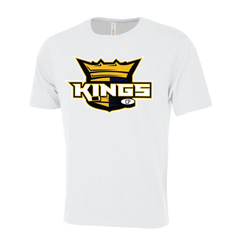 Kings Cotton Logo Tee