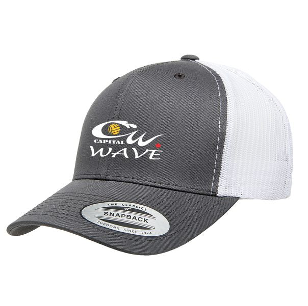 Capital Wave Snap Back Hat