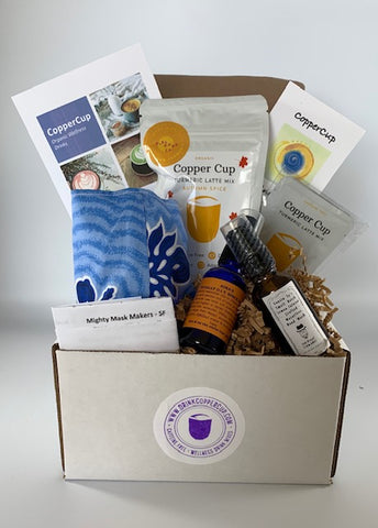 Bay Area Makers Immunity Box