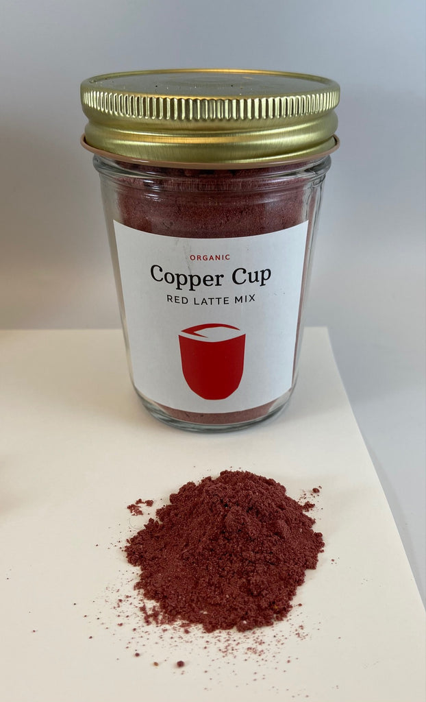 CopperCup in Reusable Mason Jar 24 servings