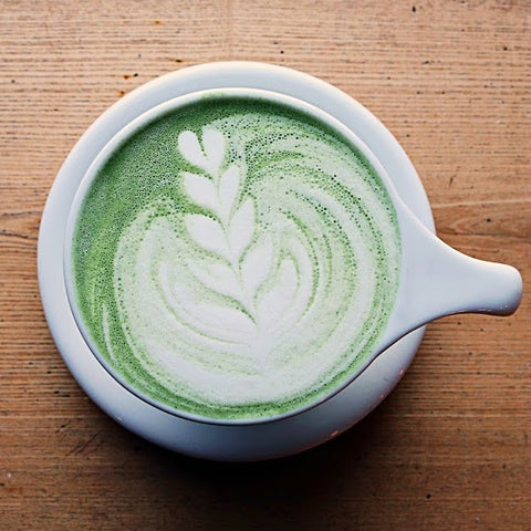 Supergreens Latte (Regular, Cafe)