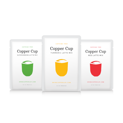 Copper Cup Sachet Trial Size Sampler