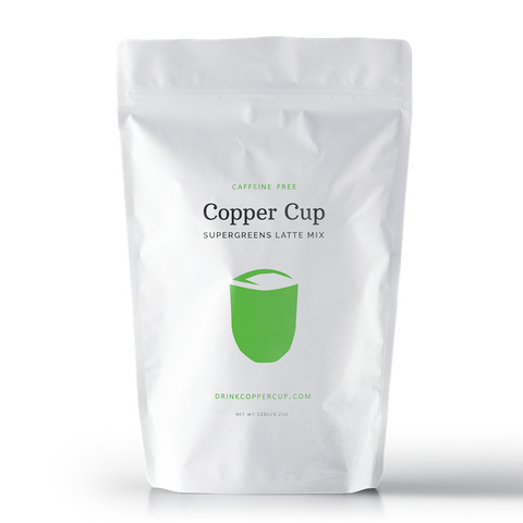 Supergreen Latte Pouches (Regular, Cafe)