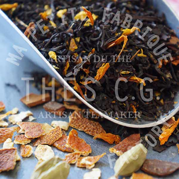 Thes CG the Art of Flavored tea