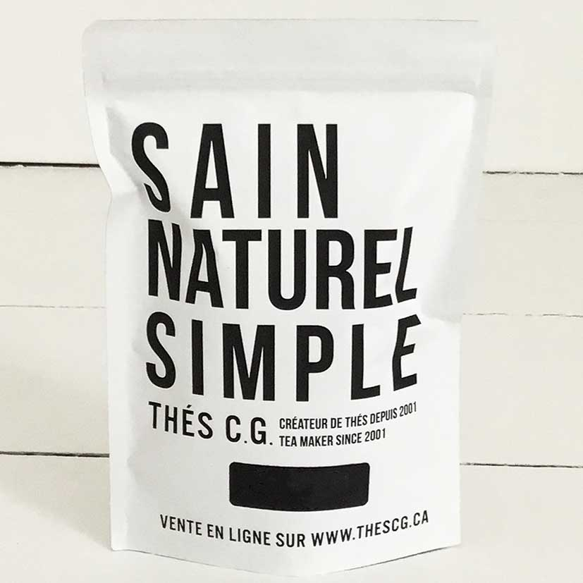 Sac 180 g refermable - ZEN DÉTOX - THES CG