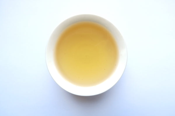 Unroasted Peach Kernel Dancong<br>桃仁香 毛茶 单丛