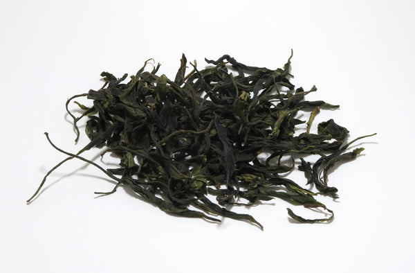 "Baiying ""Ergazi"" Varietal <br>'19 Single Tree Sheng Puer <br> 白莺山 二嘎子 单株生普洱"