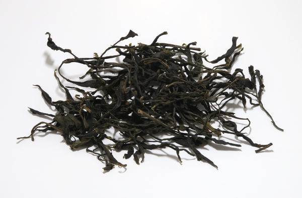 "Baiying ""Benshan"" Varietal<br>'18 Mixed Tree Sheng Puer<br>白莺山 本山 混株生普洱"