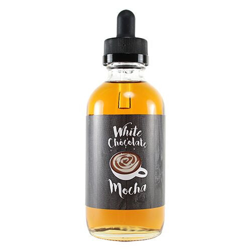 3- White Chocolate Mocha 120ML