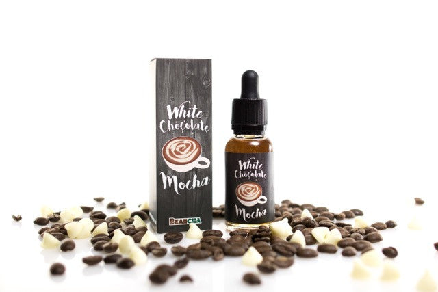 1- White Chocolate Mocha 30ML