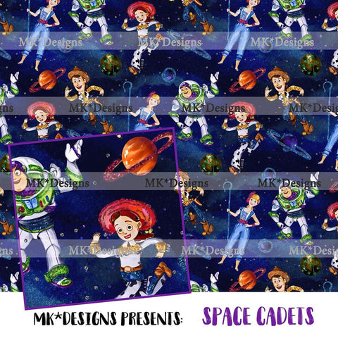 TS Mania Space Cadets