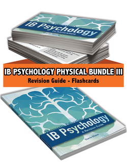 IB Psychology Revision Bundle