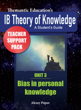IB TOK - Teacher Support Pack - Unit 3: Bias in Personal Knowledge - FREE
