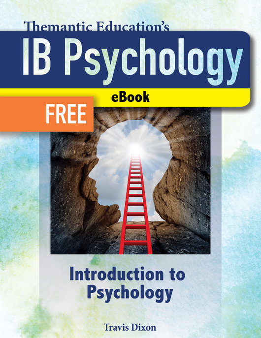 IB Psychology - A Student's Guide - Introduction - eBook
