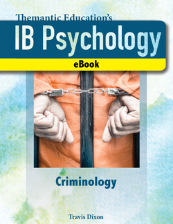 IB Psychology - A Student's Guide - Criminology - eBook