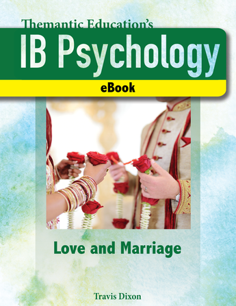 IB Psychology - A Student's Guide - Love & Marriage - eBook