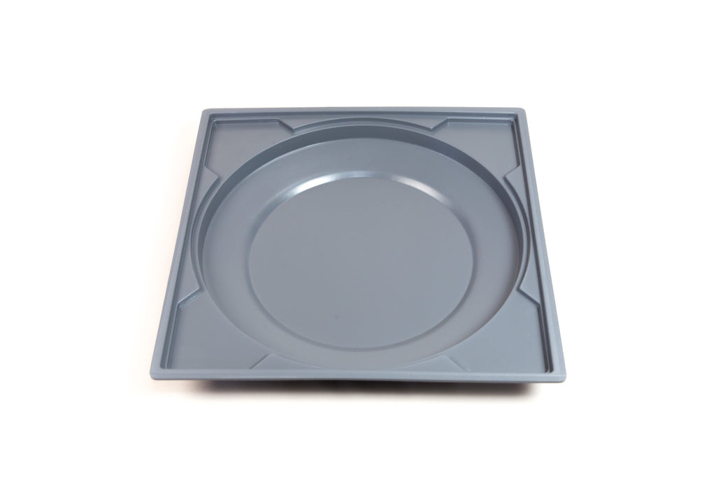 image: dinner plate mold, style 1, 14-inch- Pure & Simple Pottery Products